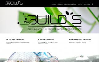 BUILD Solutions website